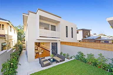 Randwick North Semi Renovation & Addition - Edifice Build